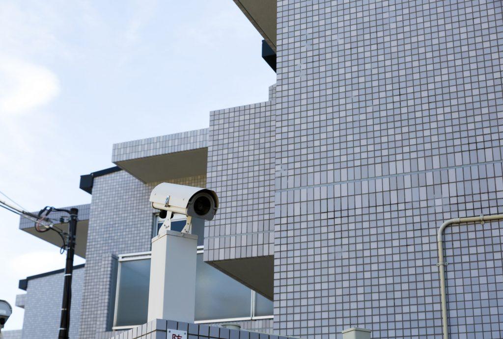 防犯カメラを設置してマンションの防犯対策を強化しよう!