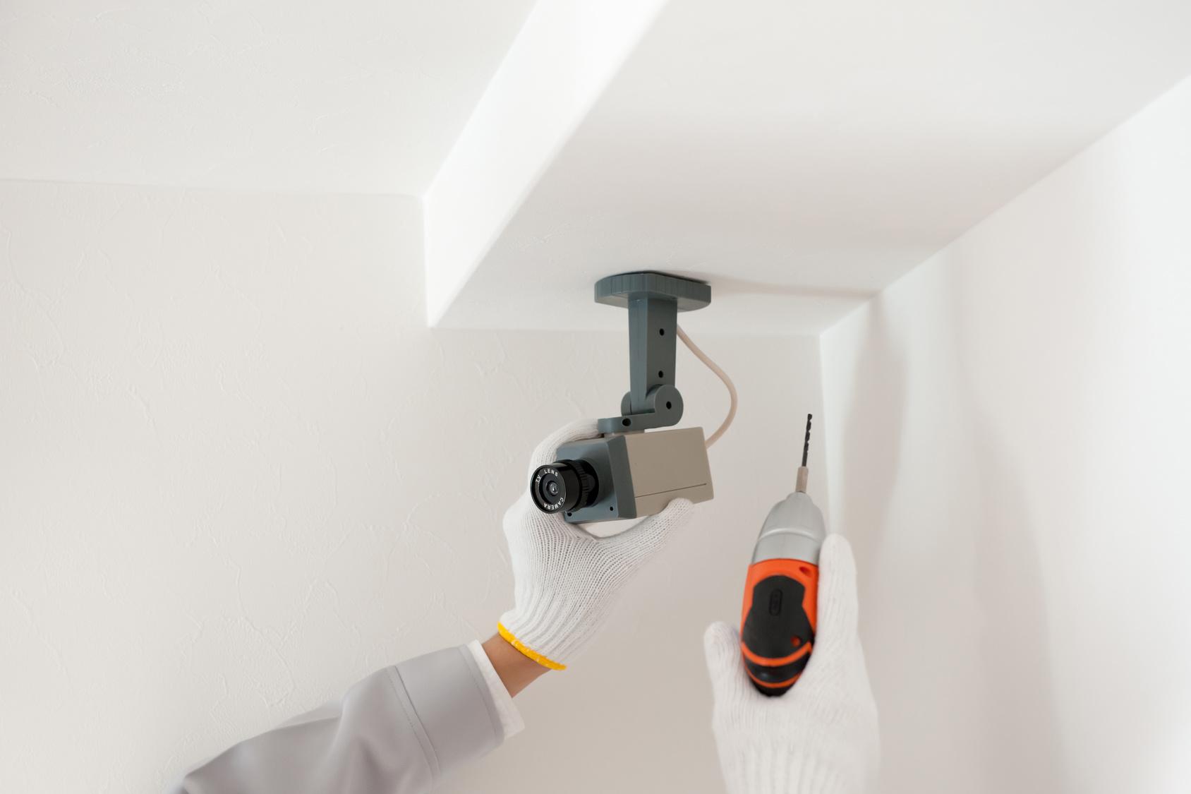 防犯カメラは一家に一台設置する時代|家庭に設置する時のポイント